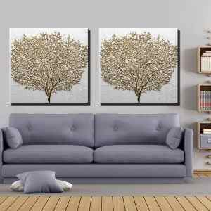 זוג עצי זהב