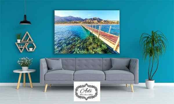 תמונה של חוף אילת גשר אלמוגים