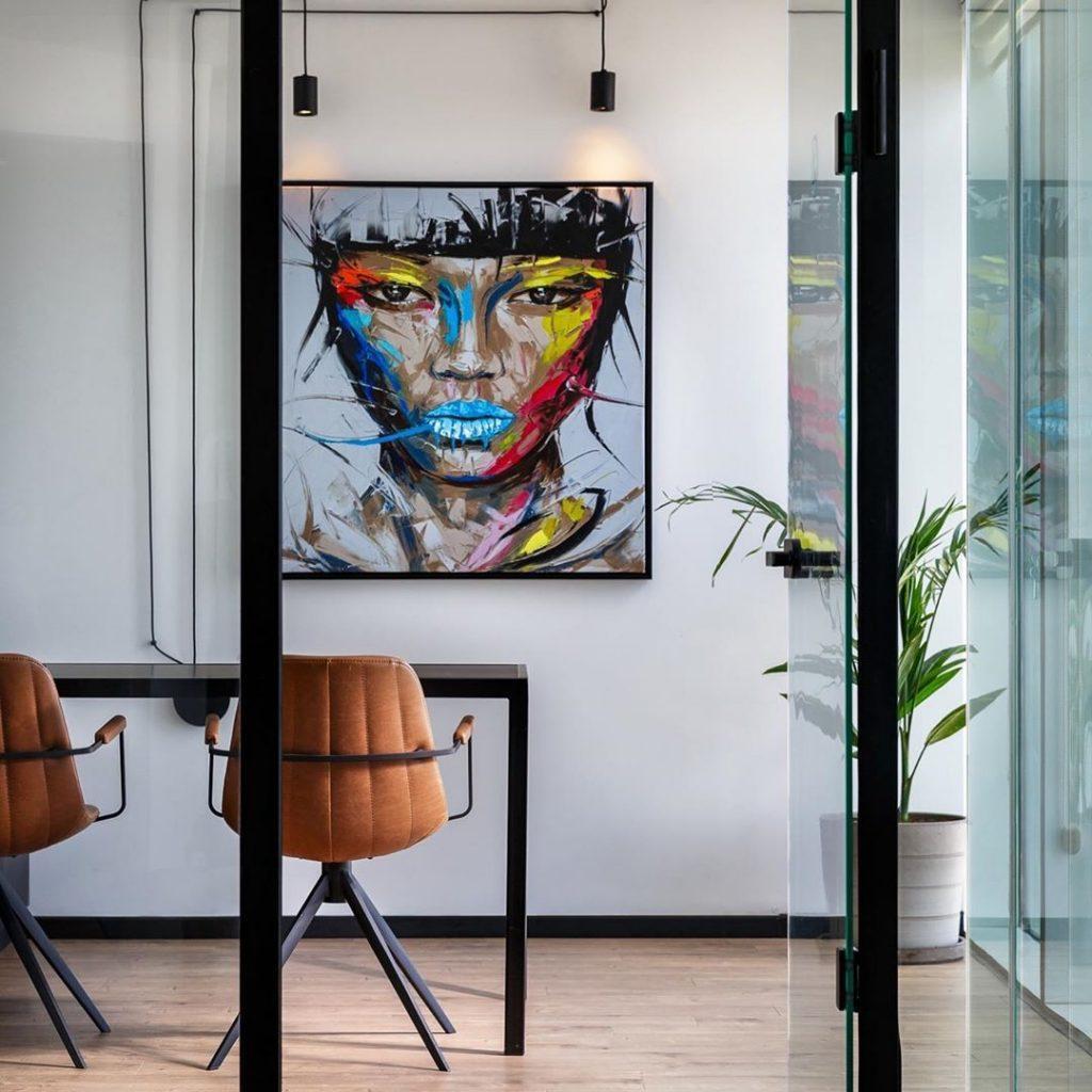 גלית אלבז - עיצוב משרדים