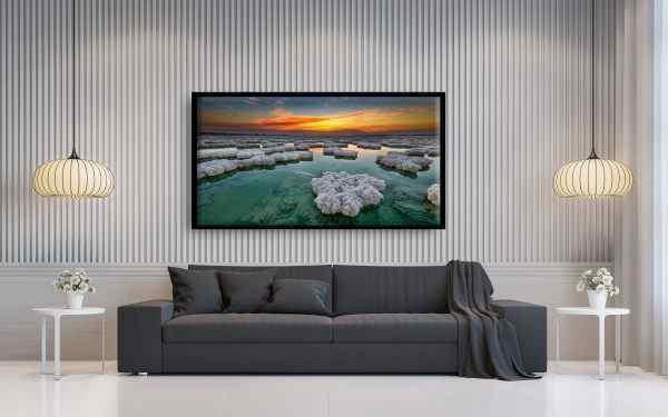 תמונה של ים המלח נוף
