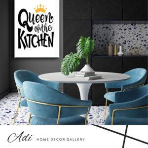 מלכת המטבח כתר זהב
